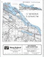Map Image 018, Winona County 1990